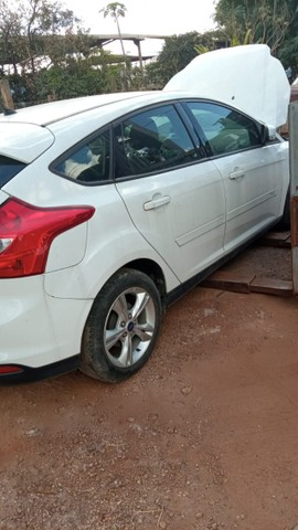 Ford Focus 2013 Usado Com Nota Fiscal Para Peças - Foto 2
