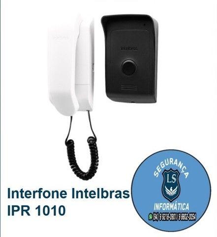 Porteiro Eletrônico Intelbras IPR 1010