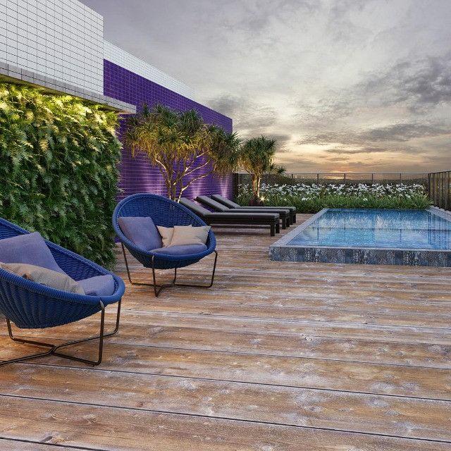 Lançamento no Bessa - Apartamentos 1, 2 e 3 quartos - Elevador e lazer na cobertura - Foto 4