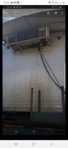 Vendo baú frigorífico para caminhão 3x4  - Foto 8