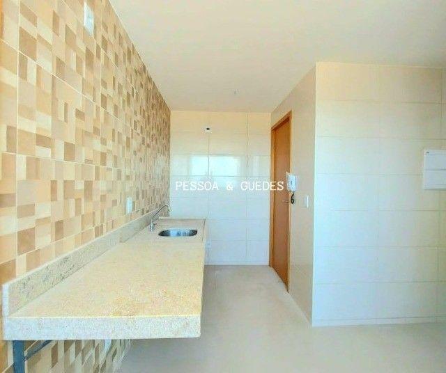 JP - Edf. Ocean Way - Apartamento 3 Quartos 89 m² - Andar Alto - Vista Mar - Foto 4