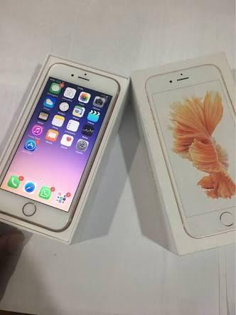 IPhone 6s rose 128 gb