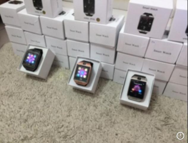 Presentear quem vc Ama dia dos PAIS relógio smart, chip,Sd, câmera - Foto 2