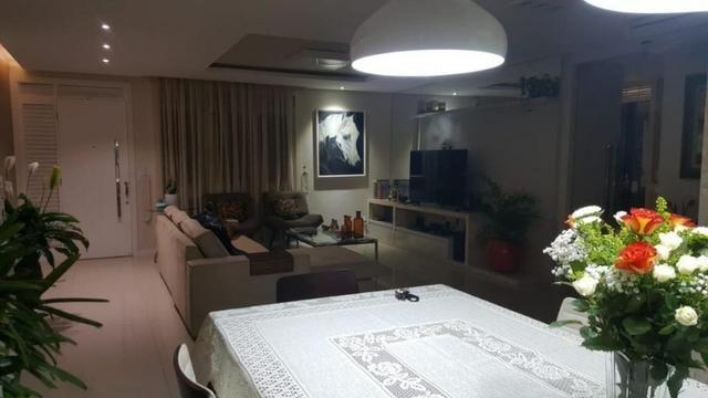 Excelente apartamento com 209m, projetado e mobiliado na aldeota - próximo ao BNB - Foto 2