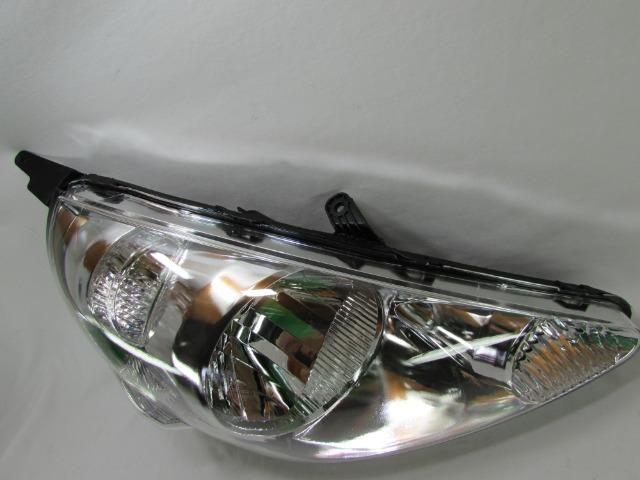 Farol Honda Fit Cromado 2003 2004 2005 06 2007 2008 Direito - Foto 3