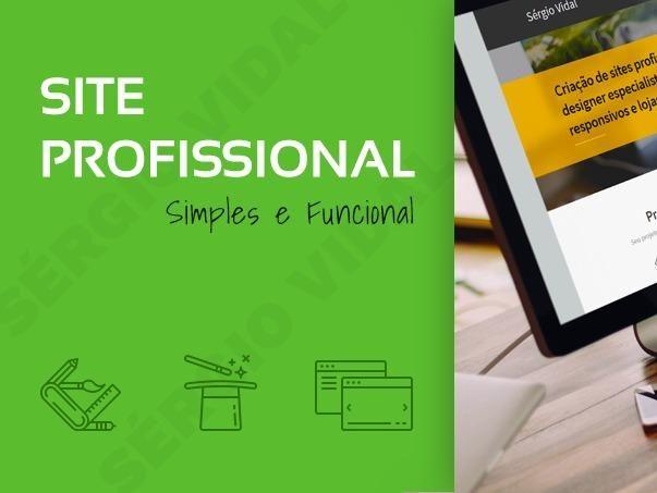 Criação de Site e Loja Virtual Profissional Promoção - Serviços ... 7ad937b2ad