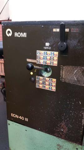 Torno CNC Romi ECN-40 - Foto 5