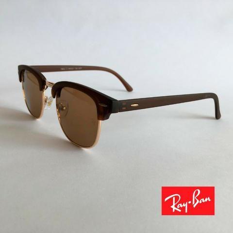 Óculos Ray-Ban Clubmaster - Bijouterias, relógios e acessórios ... 431f71d7ef