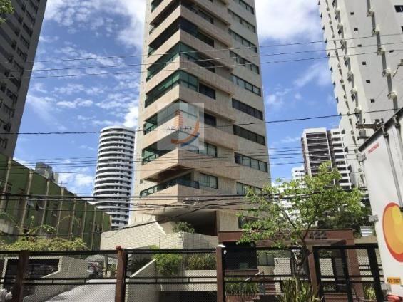 Apartamento para venda com 223m² 4 quartos, 6 banheiros, 3 garagens em Boa Viagem, Recife
