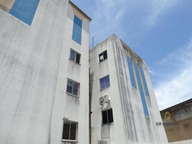 Apt. de 67 m² no Pinheiro, nascente, apenas 137 mil!