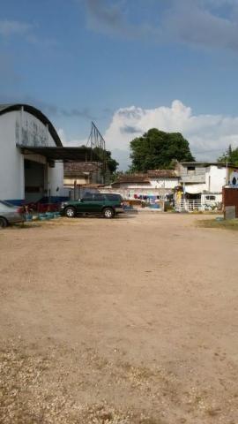 Galpão na Rua Santa Maria próxima a BR