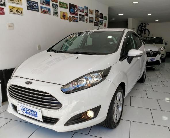 Ford Fiesta New SEL 1.6 2017 O Mais Novo do Brasil - Garantia de Fábrica