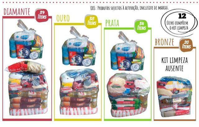 2a757dd07a Cestas Básicas - Higiene e Limpeza - Frete Grátis - Suas Compras na Sua Casa