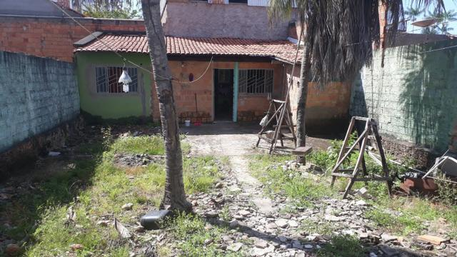 Vende, R$ 300.000,00, excelente casa na av. principal da folha 23 com kitnet no fundo - Foto 18