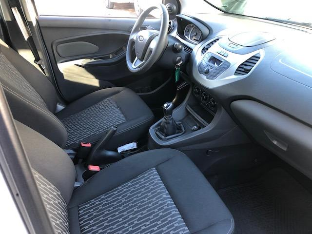 Ford Ka 2018 SE 1.5 + 26.000km + garantia de fabrica =0km ac trocaa - Foto 5