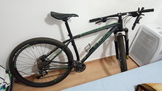 "Bicicleta Sense Impact Pro 29"" + Sapatilha + Transbike"