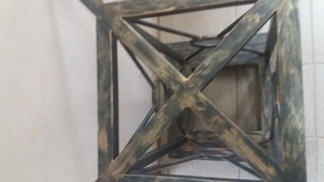 Base de ferro para mesa - Foto 3