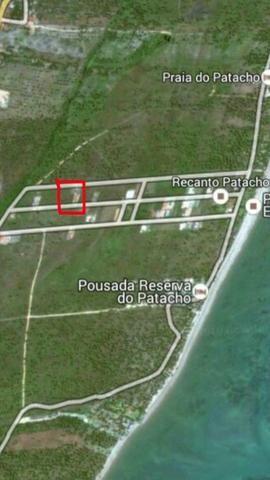 Terreno na praia do Patacho em Porto de Pedras - Foto 3