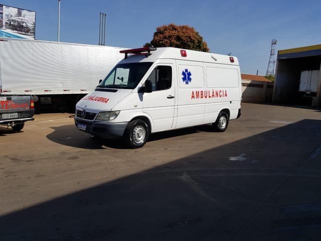 Ambulâncias sprinter 2011 - Foto 17