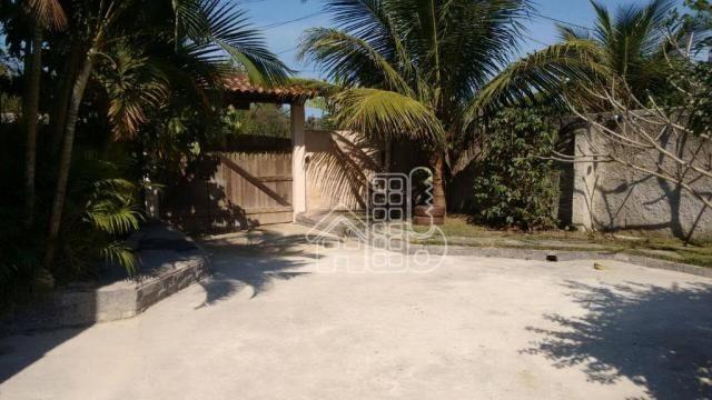 Casa com 3 dormitórios à venda, 350 m² por R$ 400.000,00 - Itaipuaçu - Maricá/RJ - Foto 12