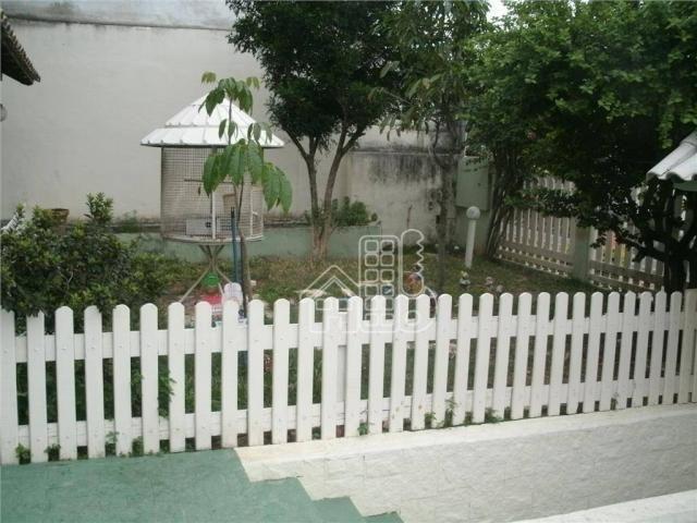 Casa residencial para venda e locação, piratininga, niterói - ca0038. - Foto 14
