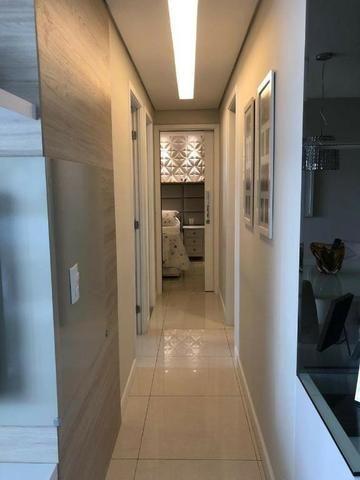 Excelente apartamento de 3 quartos - Guararapes - Foto 15