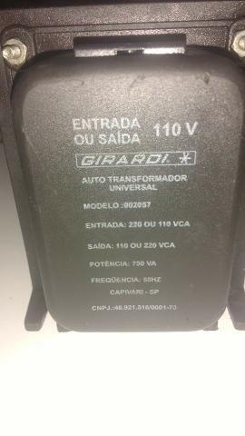 Transformador girardi 110 para 2020