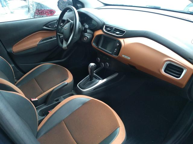 GM Chevrolet Onix Activ 1.4 Automático Ano 17/17 - Foto 5