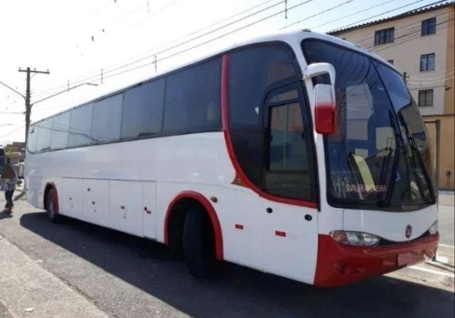 Marcopolo Viagio G6 executivo Tratamentos 50 Poltr - Foto 4