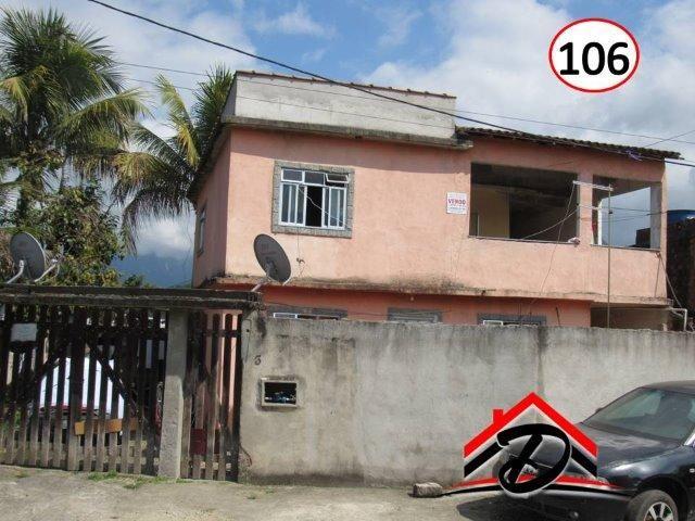 Sobrado Bracuhy com 02 casas p/ renda - Foto 11