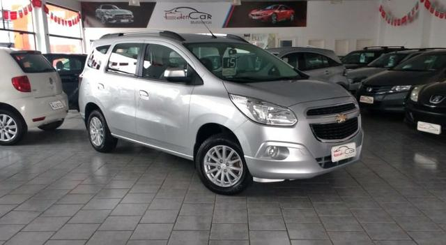 Gm - Chevrolet Spin 1.8 LT AT 2015