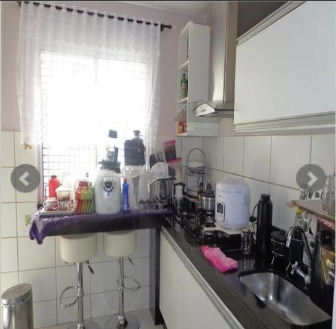 Casa 3 quartos em condomínio fechado QC 14 JD Mangueiral - Foto 6