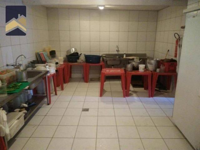 CA1559 Restaurante montado, terreno com 3.021m² e 1.600m² construído. Sabiaguaba - Foto 10