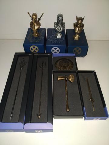 Coleção Bustos Omelete Box. obox