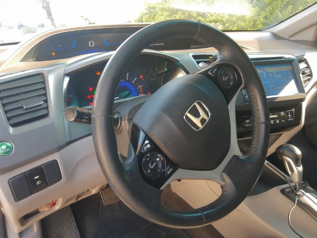 Honda Civic LXL 1.8 Automático 2012 - Foto 12