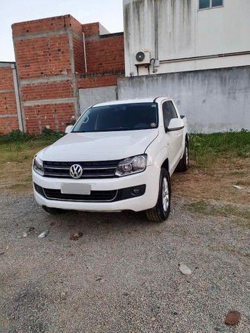 VENDO AMAROK A DIESEL 2014  4x4 TDI