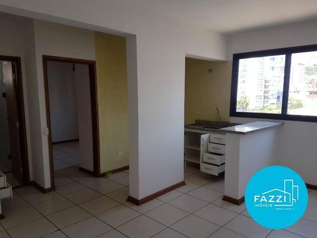 Flat com 1 dormitório para alugar por R$ 700,00/mês - Jardim Cascatinha - Poços de Caldas/ - Foto 9