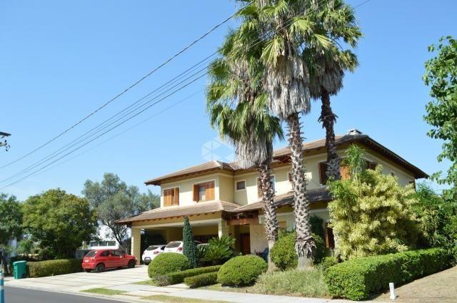 Casa de condomínio à venda com 5 dormitórios em São vicente, Gravataí cod:9924697
