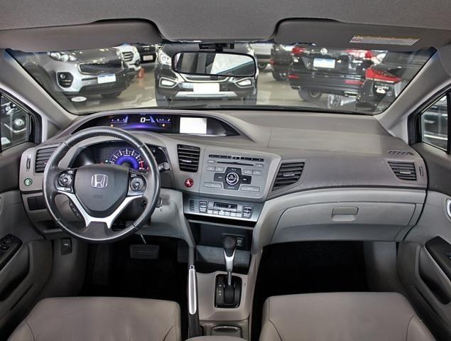 Honda Civic 2.0 LXR 4P FLEX AUT - Foto 5