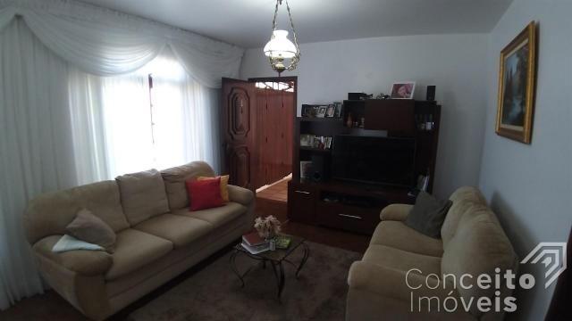 Casa à venda com 3 dormitórios em Jardim carvalho, Ponta grossa cod:393032.001 - Foto 5