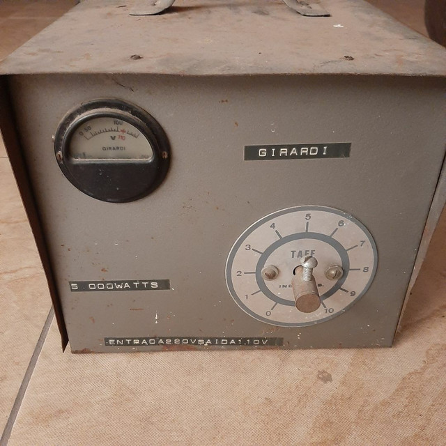 Transformador Residencial 5000w