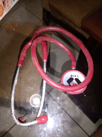 Estetoscópio e Aparelho de Pressão + Bolsa - Foto 3