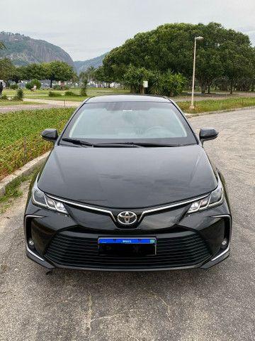 Corolla XEi 2021 BLINDADO - Foto 5