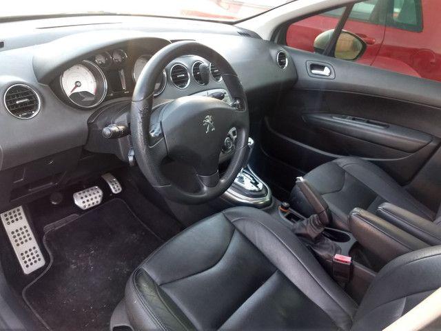408 automático ano 2012 top de linha - Foto 5