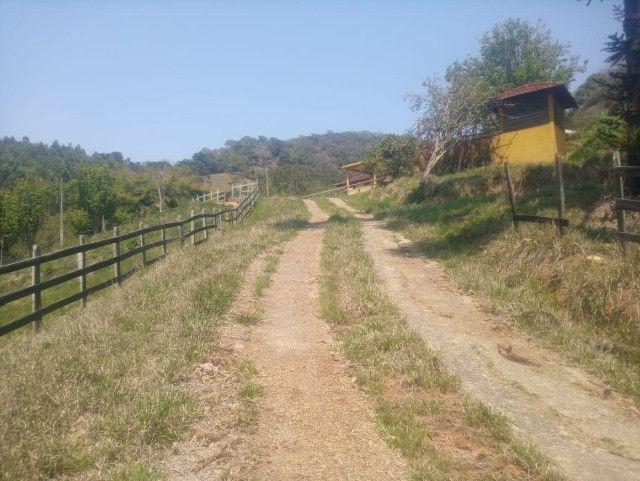 Chácara de 1 alqueire com casa e laticínio em Marmelópolis - Foto 2