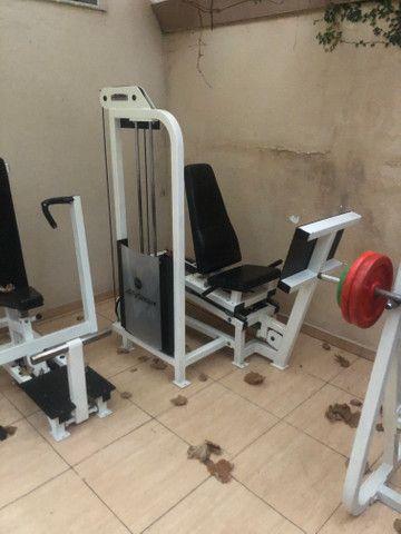 Academia Musculação Life Fitness em ótimo estado - Foto 5