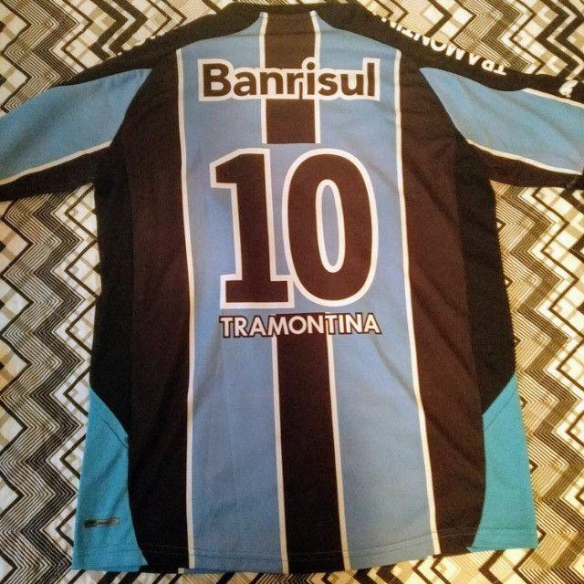 Camiseta Grêmio 2010 - Foto 2
