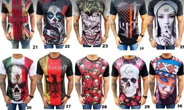 Camisas Longline  - Foto 6