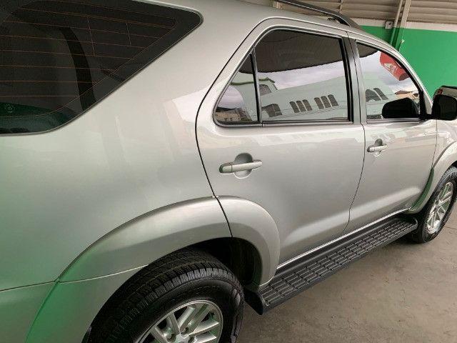 Hilux SW4 SRV 4x4 3.0 Diesel Autom. 2012/2013 - Foto 4