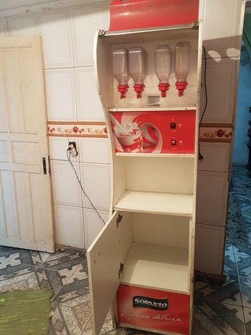 Máquina De Sorvete De Casquinha  - Foto 4
